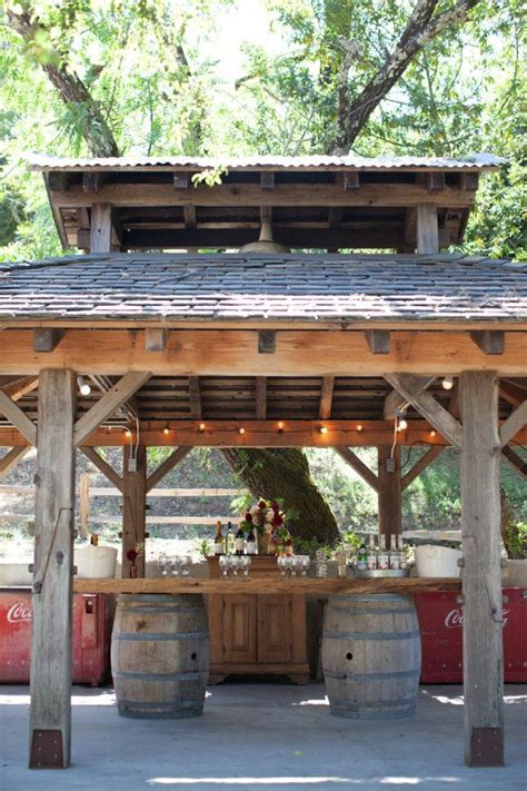 best 25 wine barrel bar ideas on wine barrels