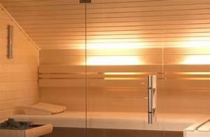 Sauna Mit Glasfront : sauna hersteller apart sauna ihre individuell geplante sauna f r zuhause vom hersteller ~ Whattoseeinmadrid.com Haus und Dekorationen
