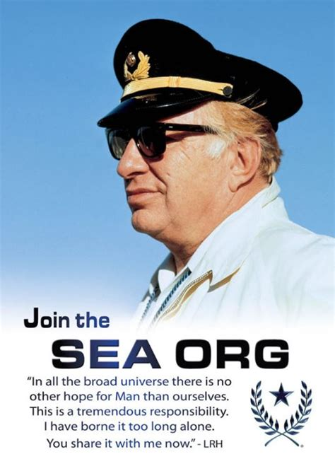 If The Sea Org Doesn't Legally Exist, How Does It Run