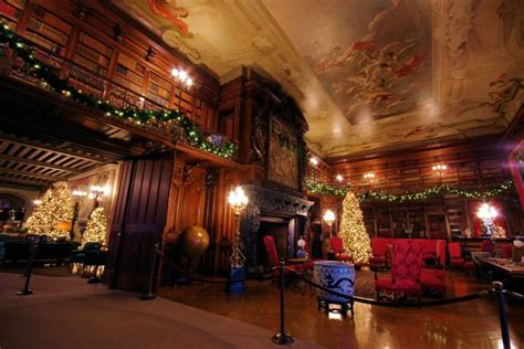christmas  biltmore house begins today asheville nc