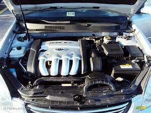 Remove Engine From A 2004 Kia Optima