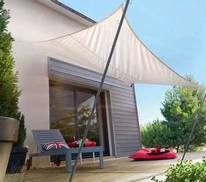 Pare Soleil Balcon : toile pare soleil pour terrasse kirafes ~ Edinachiropracticcenter.com Idées de Décoration