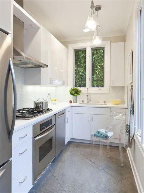 Small White Kitchen Ideas - 55 cozinhas em l fotos e ideias lindas