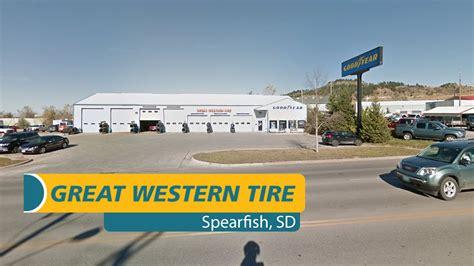 great western tire spearfish black hills superfan