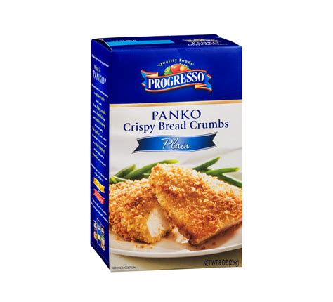 what are panko bread crumbs progresso plain panko crispy bread crumbs