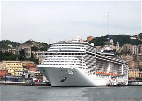 cruise ship msc fantasia picture data facilities and sailing schedule