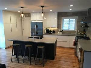 sophisticated family friendly ikea kitchen design 1922