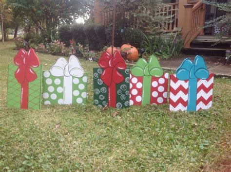 cheap  stunning outdoor christmas decorations ideas