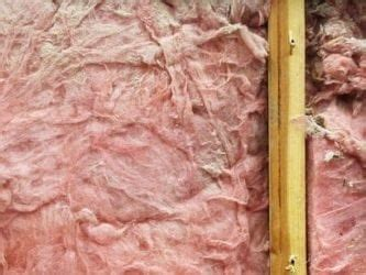 asbestos insulation   recognizing