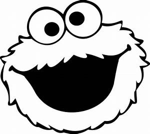 Pin Elmo Face Template on Pinterest