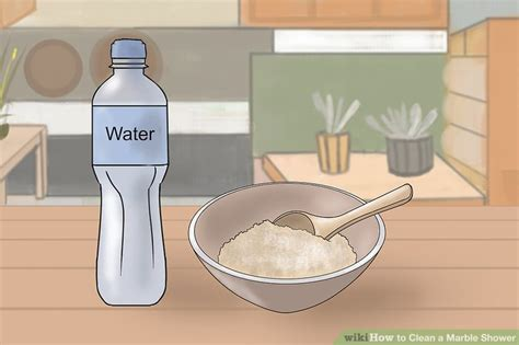 What To Use To Clean Marble Shower by 3 Ways To Clean A Marble Shower Wikihow