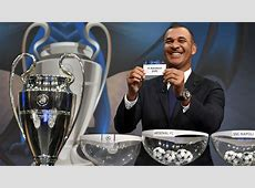 Champions League quarterfinal draw When is it, how to