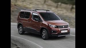 Peugeot Rifter 2018 : peugeot rifter 2018 sur route youtube ~ Medecine-chirurgie-esthetiques.com Avis de Voitures