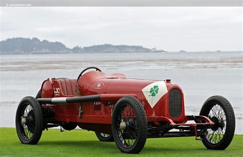 1923 Alfa Romeo Rl At The Pebble Beach Concours D'elegance
