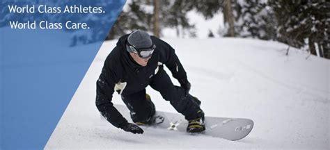 The Alpine Clinic  World Class Athletes World Class Care