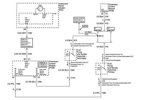 repair voice data communications 2003 gmc yukon auto manual repair guides