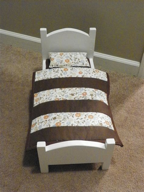 ana white vintage american girl doll bed diy projects