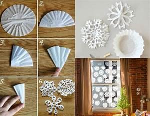 Weihnachtsdeko Natur Ideen Zum Selbermachen : weihnachtsdeko selber basteln aus papier mit anleitung ~ Orissabook.com Haus und Dekorationen