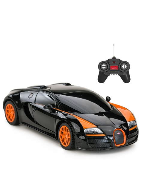 In the event of an the first vehicle is certain to be highly sought after, and bugatti has taken the decision to donate this specific car to charity. RASTAR Bugatti RC Car, 1/24 Scale Bugatti Veyron 16.4 Grand Sport Vitesse Radio Remote ...