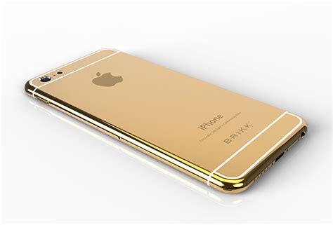 iphone 6 in gold 24 karat altindan iphone 6 adam in town