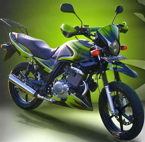 Modifikasi Zr Keren Abis by Gambar Foto Modifikasi Motor Suzuki Keren Abis