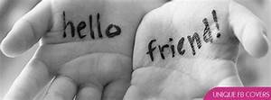 Hello Facebook Covers   Friendship Fb Cover - Facebook ...