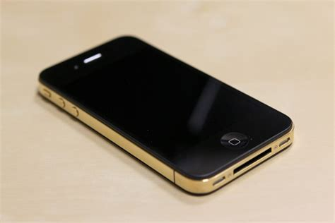 iphone 4 gold iphone 4 gold edition gadgets technology