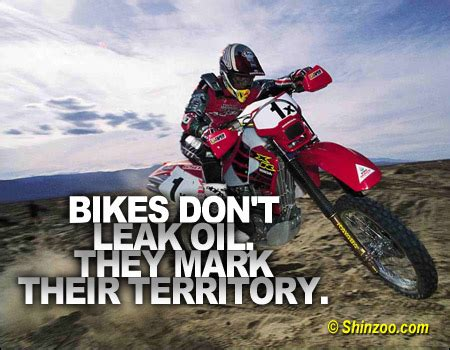 » Motorcycle Quotes Sometimes Nothing…