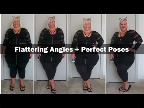 flattering angles perfect poses youtube