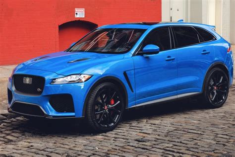 2019 Jaguar Fpace  Ny Daily News