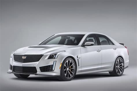 2016 Cadillac Cts-v Will Be A 640 Hp Monster