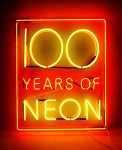 News Trend 100 Years Old Neon Signs