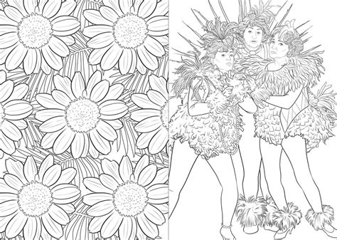 'the Golden Girls,' Now In Coloring Book Form