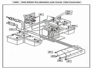 Batteries For Ez Go Golf Cart Wiring Diagram