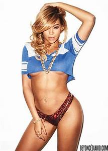 Ngozi Gold: BEYONCE'S SEXY GQ PICTURES!