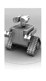 Model in maya 3d WALL-E - YouTube