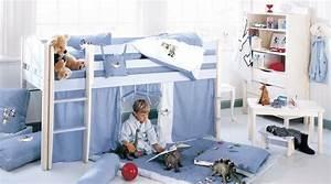 Kinderbett 70x140 Jungen : 39 halbhohes 39 jungen kinderbett small world by marlip planungswelten ~ Whattoseeinmadrid.com Haus und Dekorationen