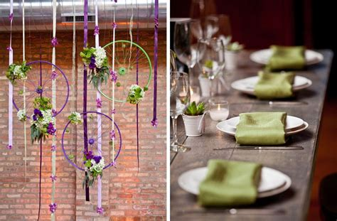 unique diy wedding decor creative wedding portraits real loft wedding a