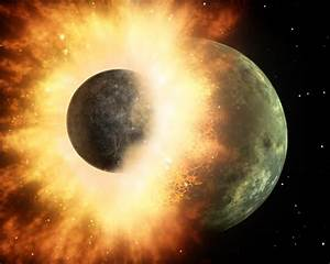 New Evidence for Protoplanet Theia Found in Moon Rocks ...