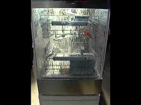 glass dishwasher youtube
