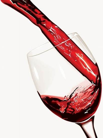 Wine Vector Pouring Pour Glass Moment Instant