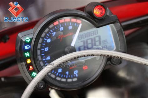 M-ss182 Universal Digital Motorcycle Speedometer