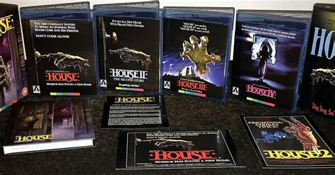 Howeswho Review House The Complete Collection