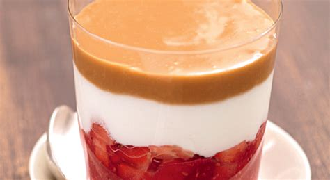 dessert fromage blanc fruits verrine aux fruits rouges recette facile gourmand