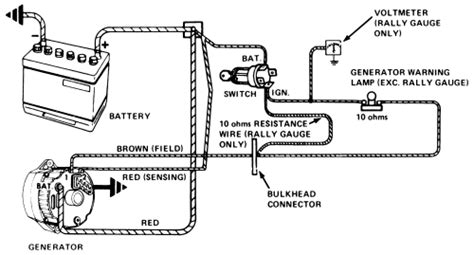 repair guides engine electrical alternator autozone
