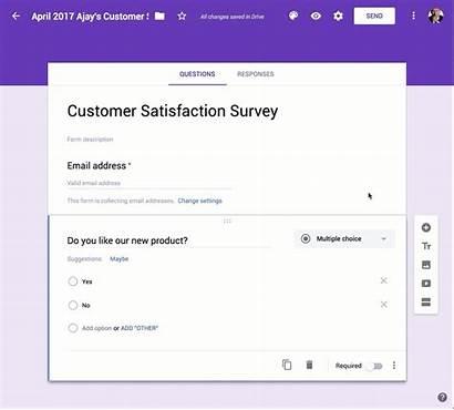 Google Forms Send Link Email Surveys Gmass