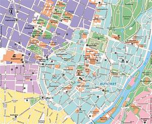 Centre Ville Berlin : carte munich plan munich ~ Maxctalentgroup.com Avis de Voitures