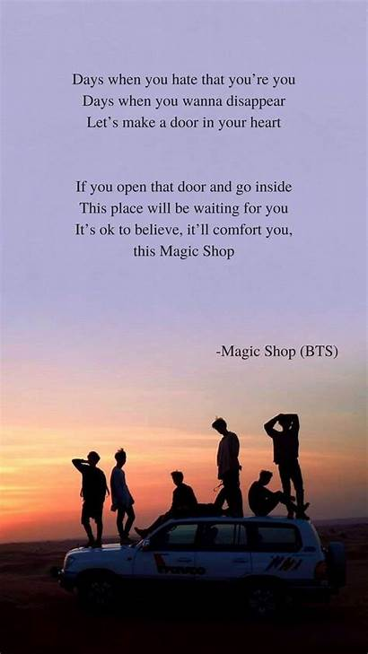 Wallpapers Magic Quotes
