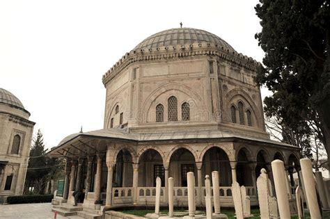 sultano ottomano tomba fatih costantinopoli turchia di mehmed ii