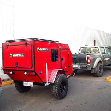 offroad trailer off road trailer chile carro casa rodante off road
